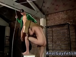 Teenage gay boy porn blow jobs Deacon inserts that tight backside and