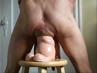 The Walrus Penis Giant Dildo Extreme Anal Stretching