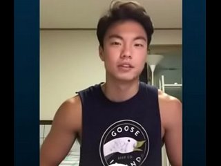 Korean Guy Wank