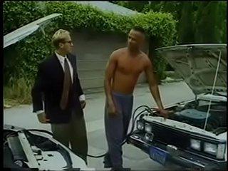 Sexo interracial gay