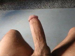 Male Kegel Exercise Video featuring William Kegels (Penis Flexing)