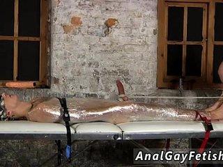 Xxx gay uncut boy Sebastian had the guys restrict Luke on the table