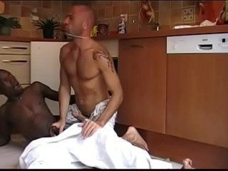 fucked at home by straight abony plombeer