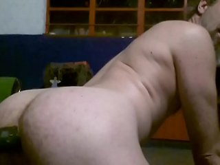 gringo in morelia gets fucked with cucumber 20180207 001620