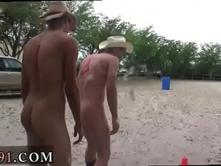 Wanking african gay twinks Dildo in the ass, draining off while a