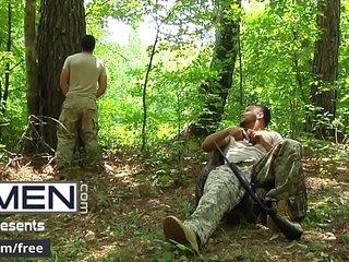 Men.com - (Jason Maddox, Kaden Alexander) - The Hunt Part 3- Trailer preview