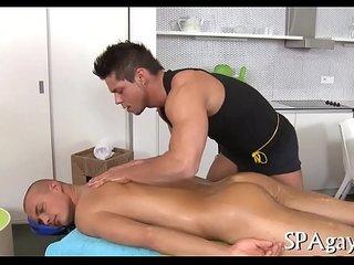 Homosexual massage vidios