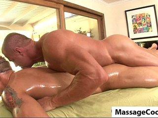 Massagecocks Massage After Sun