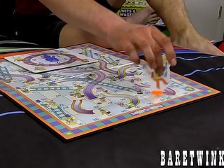 Elijah West and Jay Boy get naughty after the board game