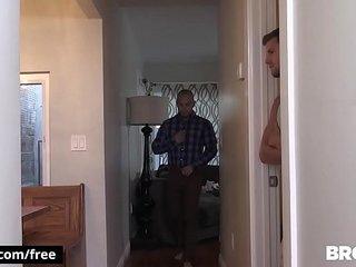 Bromo - (Jeremy Spreadums, Rod Pederson) at Stolen Identity Part 2 Scene 1